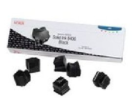 6 stick solid ink nero phaser 8400