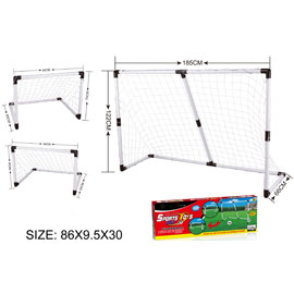 Football set - porte da calcio 2 in 1