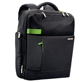 "Zaino smart traveller per pc 15,6"" nero leitz complete"